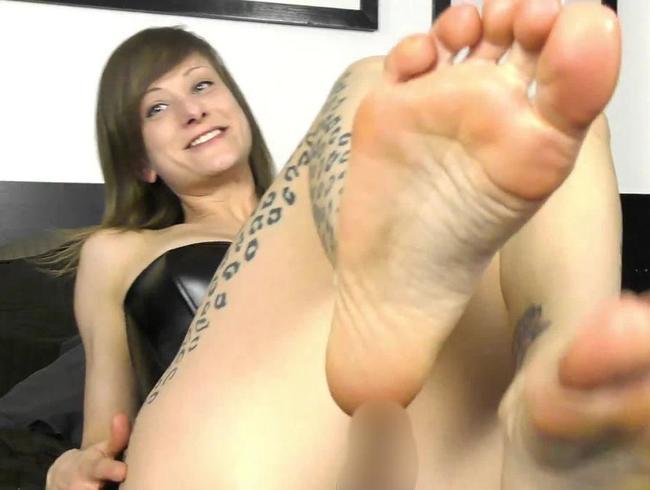 Leck meine Füße